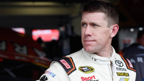 Three reasons why Carl Edwards will win his first Sprint Cup title