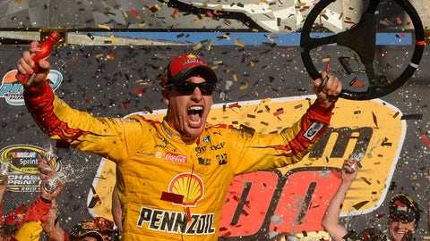 Why Joey Logano will win