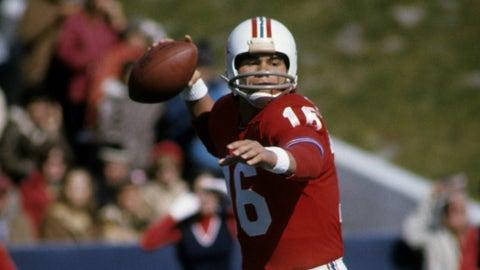 Jim Plunkett (Patriots, 1971)
