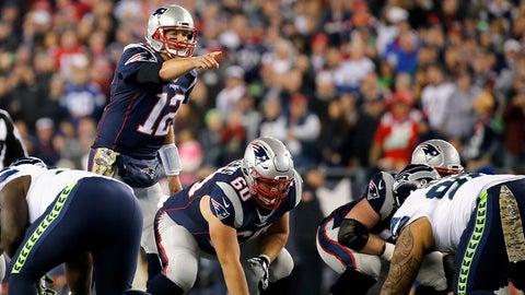 Sunday: Patriots at 49ers
