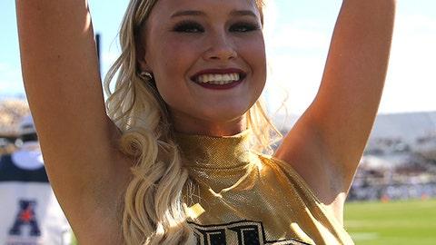 Central Florida cheerleader