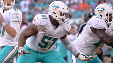 Miami will have the top defense in Week 11