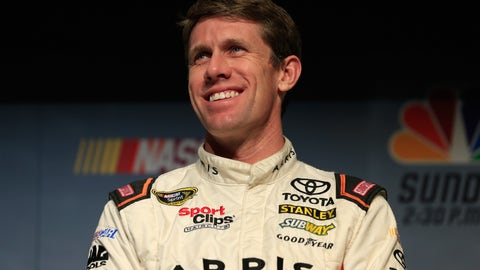 Carl Edwards - 8.8