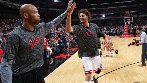 Chicago Bulls (12): 8-4
