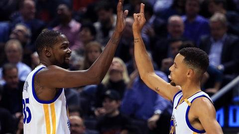 Golden State Warriors (3): 9-2