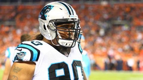 Carolina Panthers: Paul Soliai, DT