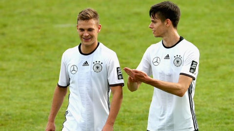 The future of the German national team