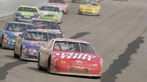 NASCAR debuts at the track