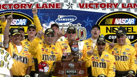 Back to Victory Lane