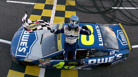 Three reasons Jimmie Johnson will win the Sprint Cup championship