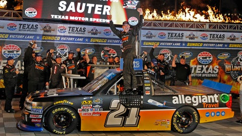 Three reasons why Johnny Sauter will win Truck Series title