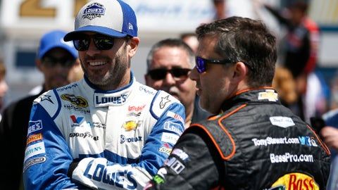 The time he gave his dog filet mignon and gave Jimmie Johnson a Whopper from Burger King