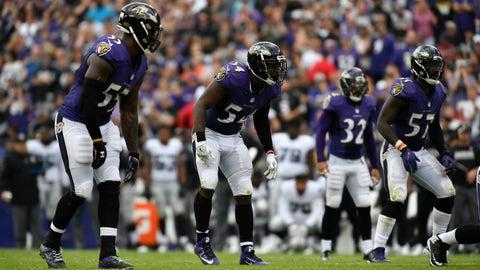 HARDEST: Baltimore Ravens