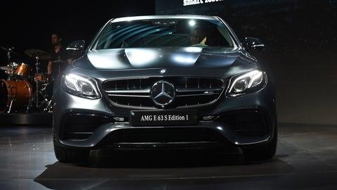 2018 Mercedes AMG E 63 S Edition 1