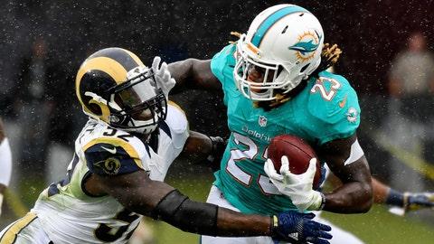 Miami Dolphins: Jay Train express