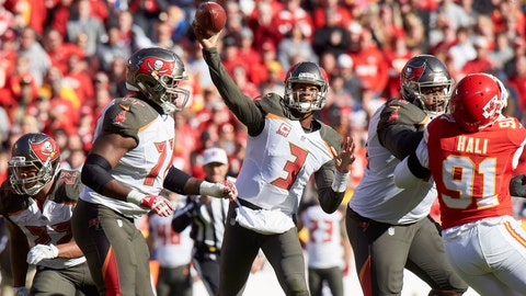 Tampa Bay Buccaneers: Famous (inconsistent) Jameis