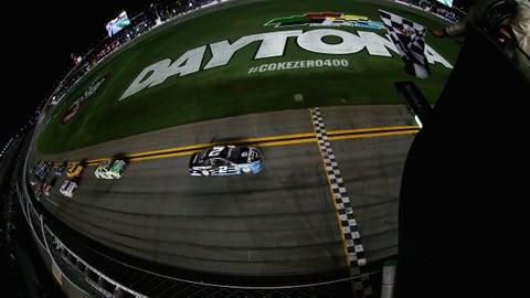 .159 seconds at Daytona 2