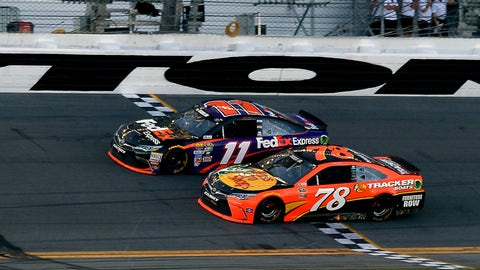 10 closest finishes from the 2016 Sprint Cup season
