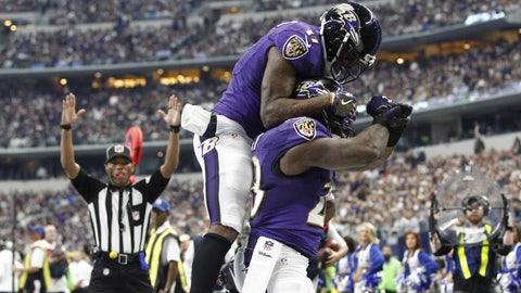 Baltimore Ravens (last week: 17)