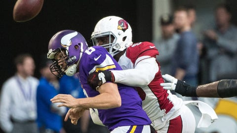 Minnesota Vikings: Offensive line