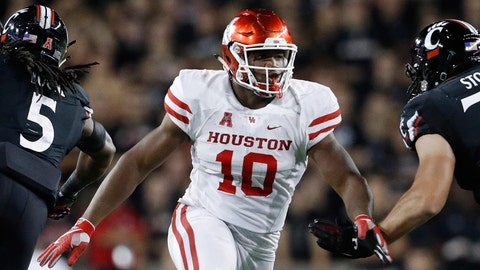"""Houston true freshman DL Ed Oliver will dominate the AAC"""