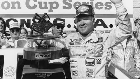 Cale Yarborough, Class of 2012