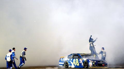 Jimmie Johnson, Homestead-Miami Speedway