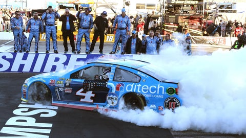 Kevin Harvick, New Hampshire Motor Speedway