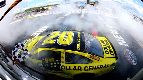 Matt Kenseth, New Hampshire Motor Speedway