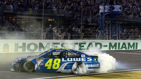2016 race winners in the NASCAR Premier Series
