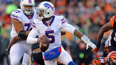 Buffalo Bills (last week: 22)