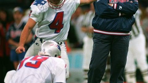 1996 New England Patriots
