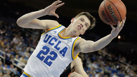 TJ Leaf, UCLA