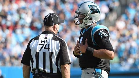 Cam Newton, Panthers