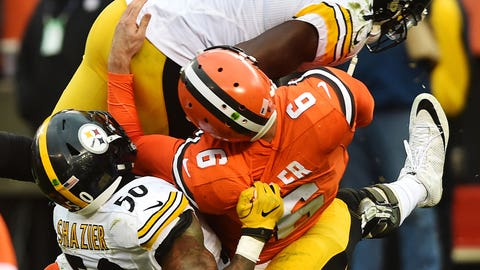 Cleveland Browns: Is it over?