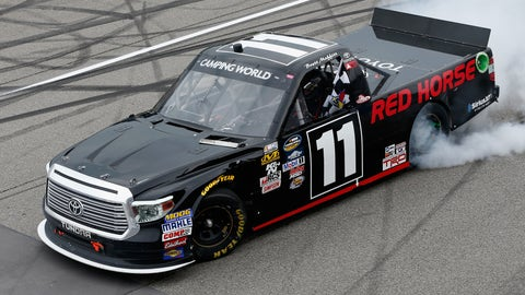 Brett Moffitt, Michigan International Speedway
