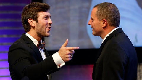Best photos from the XFINITY and Truck Series banquet