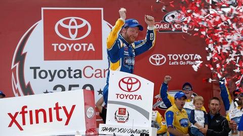 Dale Earnhardt, Jr., Richmond International Raceway