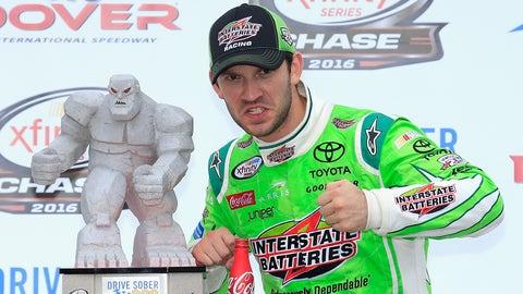 Daniel Suarez, Dover International Speedway