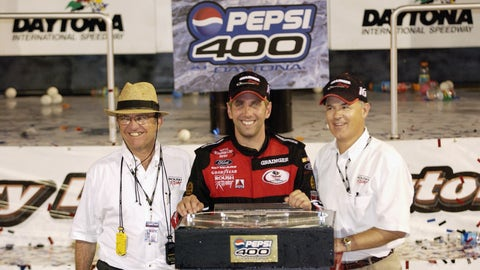Daytona International Speedway, 2003