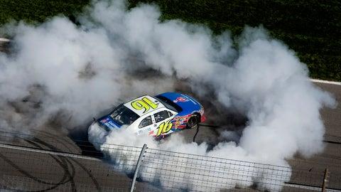 Kansas Speedway, 2010