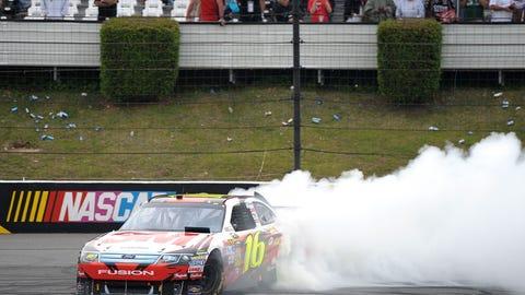 Pocono Raceway, 2010