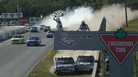 John Hunter Nemechek, Canadian Tire Motorsports Park