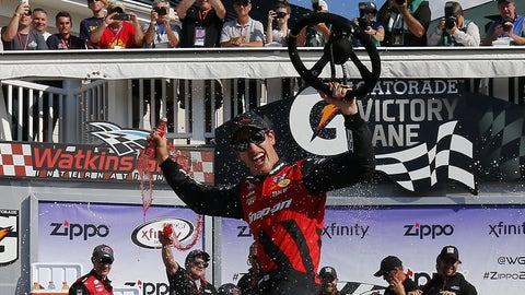 Joey Logano, Watkins Glen International