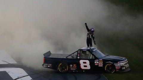 John Hunter Nemechek, Atlanta Motor Speedway