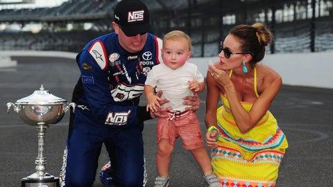 Kyle Busch, Indianapolis Motor Speedway