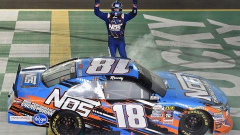 Kyle Busch, Kentucky Speedway