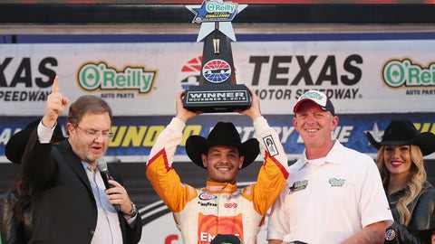 Kyle Larson, Texas Motor Speedway