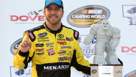 Matt Crafton, Dover International Speedway
