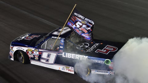 William Byron, Kentucky Speedway
